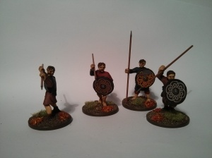 Saga Welsh Warriors